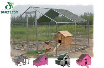 DFPets DFMC002 Poultry Wire Mesh Metal Chicken Coop House Farm For Sale