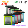 Transparent clear pvc bag,waterproof diving tablet bag for ipad