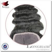 WXJ Hair Chinese Hair Tope Closure