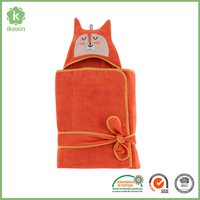 Wearable Thermal Cartoon 100 Polyester Baby Blanket