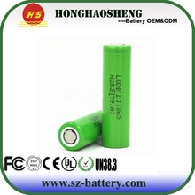 Newest Chem LG 3500mAh rechargeable 18650 li ion battery