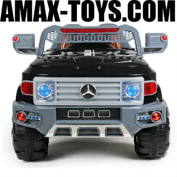 rr-1191802 ride on car 4CH Licensed Remote Controlled Electric Ride on Off-road Car for Kids