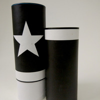 Recycable Custom Printed Corrugated Paper Tube