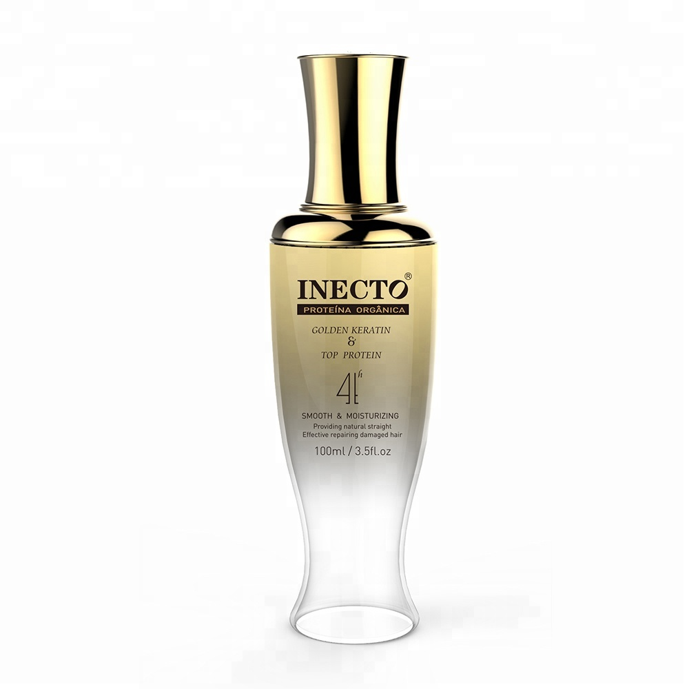 INECTO GOLD  Hair growth repair serum for damage hair