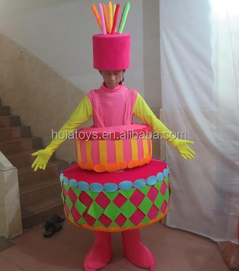 adults Birthday cake costumes