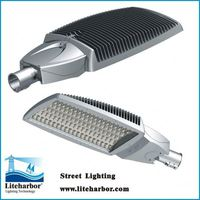 cree chip silver bronze 120W new led street lights car park lighting