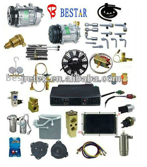 Auto AC PARTS/ car air conditioning parts/auto air conditioning part