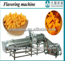 Best price global applicable kurkure/ popcorn/cheetos/potato chips twin rollers flavor equipment in chin