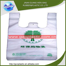 Custom printed packaging shirt covers plastic
