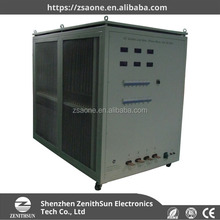 1000KW Generator Neutral Grounding Resistor Box with cooling fans