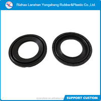 high quality epdm rubber sleeve with 304 stainless steel