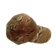 Adjustable Military Cap sport camo cap Tiger desert camo Baseball Army Cap