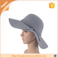 Sex style lady made of 100% polyester floppy hat