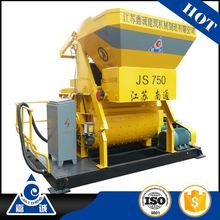 automatic control best design of JS500 JS750 concrete mixer