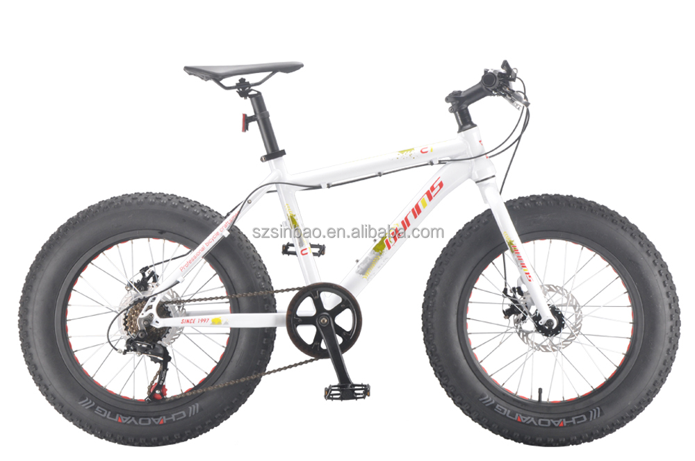20 inch fat bike snow bike kids beach cruiser bike