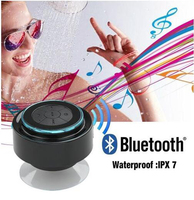 Hot sale Mini Vatop IPX7 waterproof and dustproof floating Wireless Bluetooth Speaker for bathroom, swimming pool