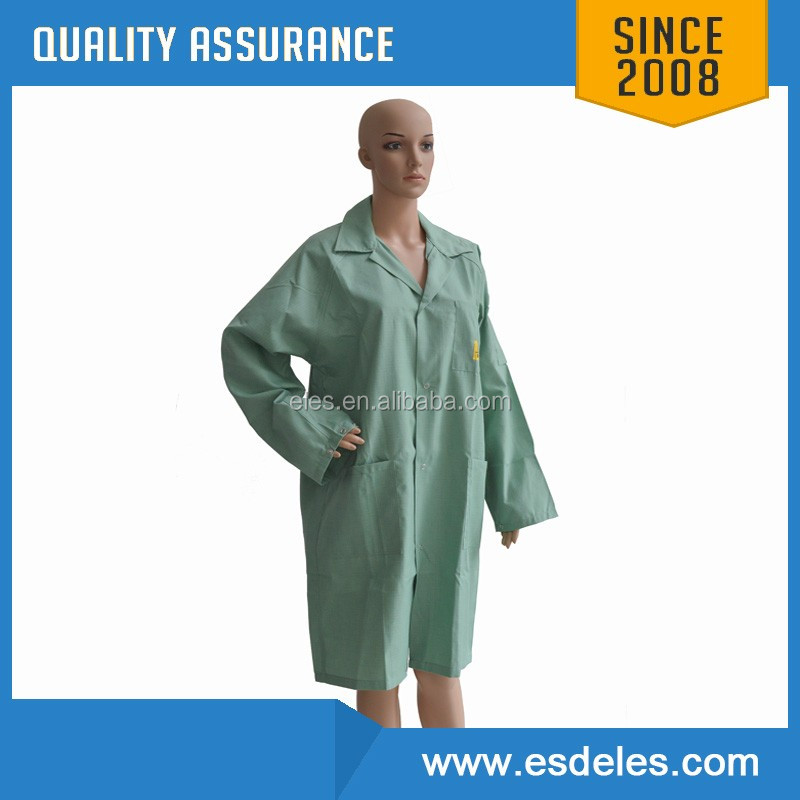 2017 Promotiona 100% polyester fabric coat