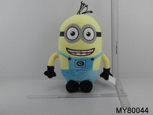 2014 New design childrens rag doll, Despicable Me Plush dolls for children