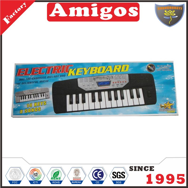 kids electronic organ/electronic keyboard hot toy musical
