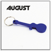 August KBO-1003 Aluminium Alloy Keychain Key Tag Chain Ring Bottle Opener