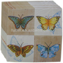 Butterfly sanitary napkins for factory