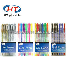 HTGS020 rainbow gel ink pen