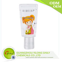 2015 Hot Sell Customized Logo Promotional Price Organic Hand Sanitizer