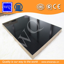 WQ White Color UV MDF Sheet / UV MDF Panel for Dubai Market