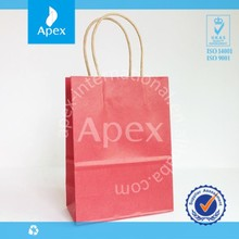 Hot-Selling Customized Cloth paper Shopping Bag