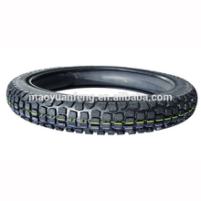 china supplier high quality hot sale cross country motorcycle tire 2.50-17 with inner tube or tubeless