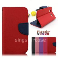 for Amoi N828 case,wallet leather phone case for Amoi N828