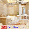 Good Quality Best Selling Polished Travertine Bathtub