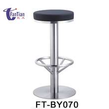 wholesale Bar furniture Bar Chair with stainless steel base used barber chairs for sale cheap used bar stools