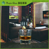 Crystal clear whiskey glass cup for wholesale