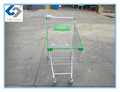 New style zinc-plated shopping Trolley with an integral forming