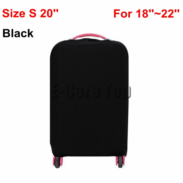 Newest Suitcase Protective Covers Apply To 18~30 Inch Case,Elastic Travel Luggage Cover Stretch
