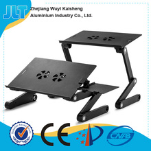 Popular hot sale cheapest factory price office flexible 17 inch laptop bed stand