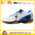 2018 latest badminton shoes men power cushion design and ergo shape sole professional indoor badminton shoes 003