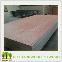 3 ply red hardwood 3mm plywood 8x4