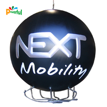 2m PVC balloon giant advertising inflatable sphere