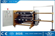 High speed Automatic slitting and rewinding machine for plastic film
