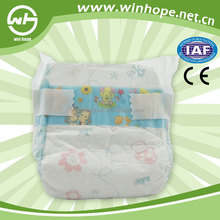 china products win hope soft and dry breathable sleepy baby diaper in stocklot