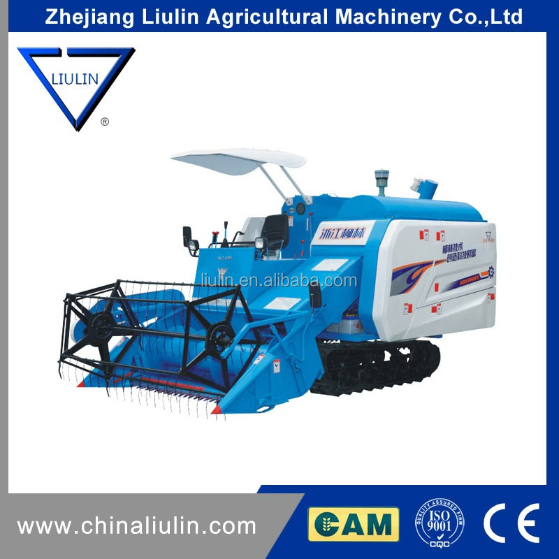 Best Price of Agriculture Farming Machine,Mini Grain Harvester Combine 4LZ-4.0B1