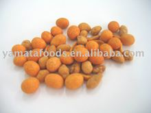 Top wholesale Sriracha flavour Coated Peanuts natural Cracker