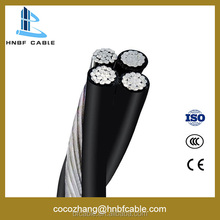 AL/XLPE 0.6/1kV 4x10mm2 abc cable 4 core