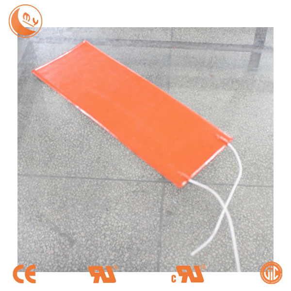 24v customized flexible silicone rubber electric heating cooling pad