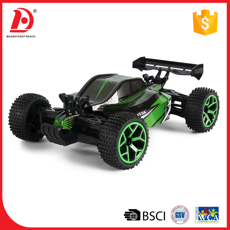 High Speed 4WD 1:18 Scale 50KM/H Nitro F1 RC Car Toys