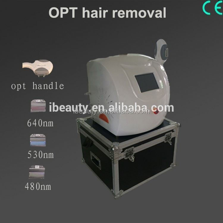 ipl hair removal system/elight blood vessel therapy/ipl skin rejuvenation machine home