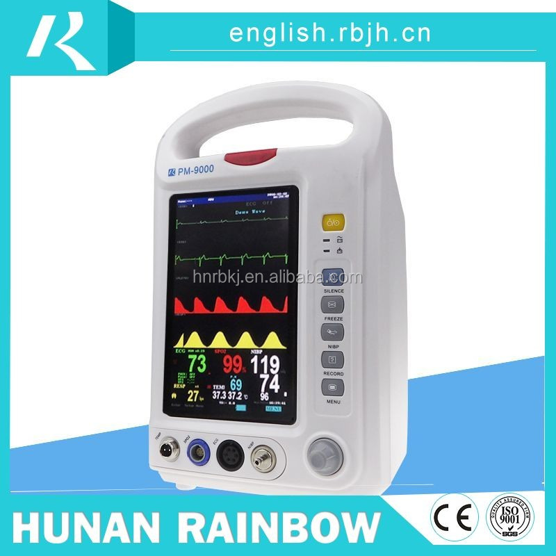 Manufacture fast delivery medical clinic equipment patient monitor