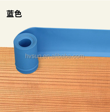 Waterproof Plastic Skirting Board PVC Baseboard in Qindao